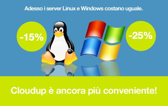 Cloud Server Cloudup